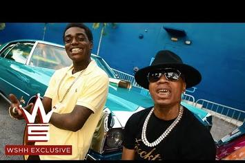 "Plies Feat. Kodak Black ""Outchea"" Video"