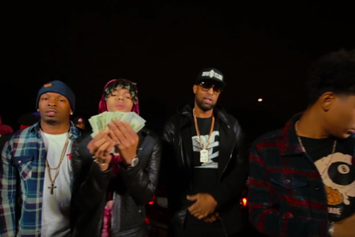 """Slim Thug Feat. Trill Sammy, Dice Soho """"Watch Out (Freestyle)"""" Video"""