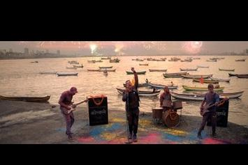 "Coldplay Feat. Beyonce ""Hymn For The Weekend"" Video"
