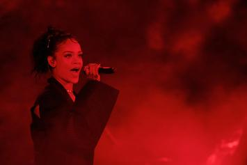Rihanna Set To Perform At 2016 Brit Awards