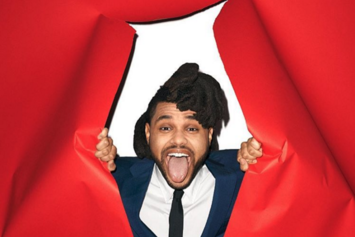 The Weeknd Stars In Terry Richardson Photo Shoot For British GQ