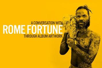 A Conversation With Rome Fortune Through Album Artwork