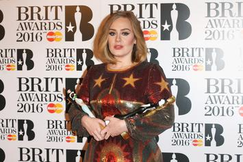 """Adele Declined To Appear On Macklemore's """"This Unruly Mess I've Made"""""""