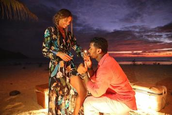 Russell Wilson And Ciara Are (Finally) Engaged