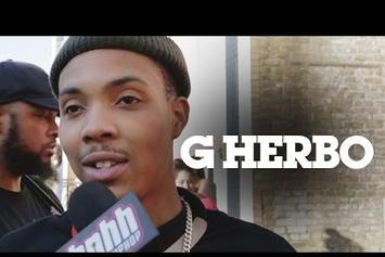 G Herbo Says He'll Take Lil Bibby In 1-On-1
