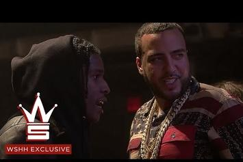 """French Montana Feat. Manolo Rose """"Old Man Wildin"""" Video"""