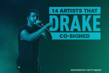 14 Artists That Drake Co-Signed