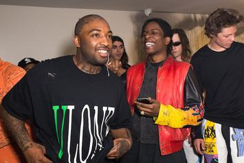 A$AP Bari & A$AP Rocky Launch VLONE x Off-White Collaboration