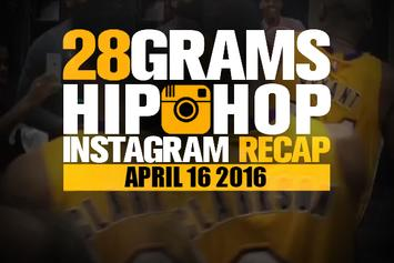 28 Grams: Hip-Hop Instagram Recap (April 16)