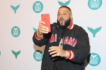 """DJ Khaled Is Apparently Joining Beyonce's """"Formation"""" Tour"""