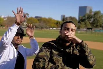"DJ SpinKing Feat. French Montana, Velous, Nico & Vinz ""League Of Your Own"" Video"