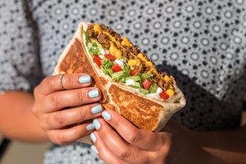 Taco Bell Has Unveiled A New Triple Double Crunchwrap