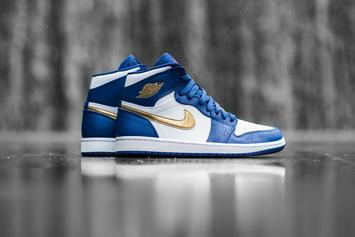 """Release Date Announced For The """"Olympic"""" Air Jordan 1"""