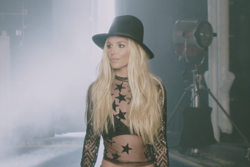 """Britney Spears Feat. G-Eazy """"Make Me"""" Video"""