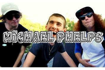 """These White Kids """"Michael Phelps"""" Video"""