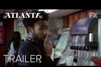 """Watch The First Full Trailer For Donald Glover's """"Atlanta"""""""