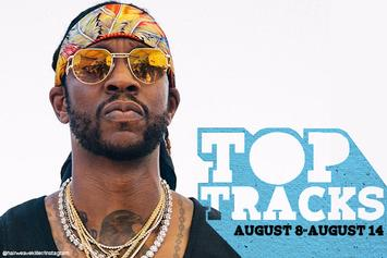 Top Tracks: August 8 - August 14