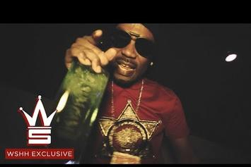 "Juicy J ""One Minute"" Video"