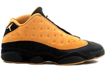 """""""Chutney"""" And """"Brave Blue"""" Air Jordan 13 Lows Confirmed For 2017"""
