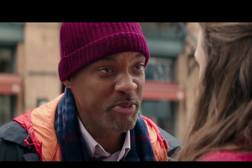 "Check Out The First Trailer For ""Collateral Beauty"" Starring Will Smith"