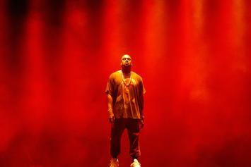 """Kanye West Stops His Meadows Fest Show Due To """"Family Emergency"""""""