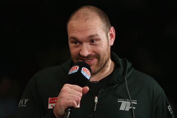 UPDATE: Tyson Fury Says Boxing Retirement Was A Hoax