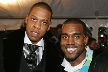 "Jay Z Reportedly ""Can't Stand"" Kanye West"
