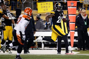 "Le'Veon Bell Disses Bengals In New Song ""Rappin Athlete"""