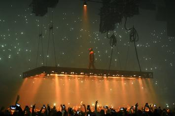 """Kanye West Ends Inglewood """"Saint Pablo"""" Show Early After Losing His Voice"""