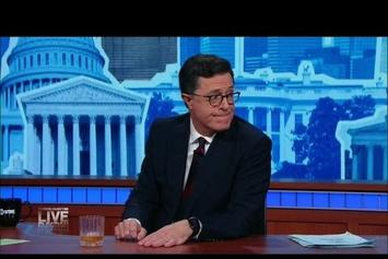 Watch Stephen Colbert Try To Explain Donald Trump's Victory Over Hillary Clinton