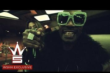 "Juicy J ""Wet"" Video"