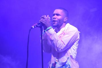 """Frank Ocean On The """"Dated"""" Grammys: """"I'd Rather This Be My Colin Kaepernick Moment Than Sit There In The Audience"""""""