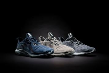 Adidas Unveils New AlphaBounce With Engineered Mesh