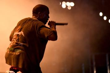 """Kanye West Cancels All """"Saint Pablo"""" Dates Due To Exhaustion"""