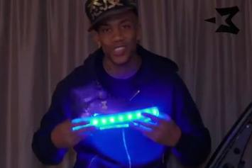 New Starbury Sneakers Light Up When Synced To Your iPhone Music Library