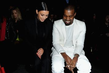 """Kanye West Reportedly """"Doing Much Better"""" After Resting In Hospital"""