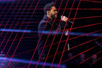 "Watch The Weeknd Perform ""Starboy"" On Ellen"