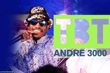 #TBT: Andre 3000 Verses