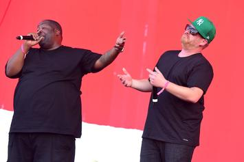 "Run The Jewels Announce ""RTJ3"" Tracklist, Album Cover & Release Date"