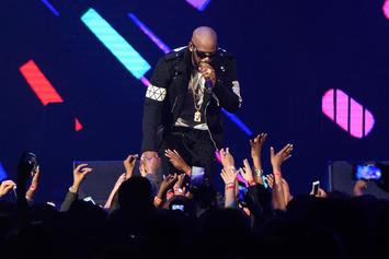 Woman Forcefully Grabs R. Kelly's Junk At Christmas Show In Detroit