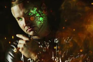 "RiFF RaFF Feat. Skepta ""Back From The Dead"" Video"