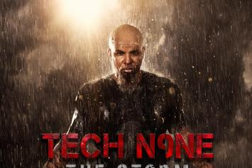 "Tech N9ne Releases New Album ""The Storm"""