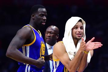 Steph Curry Explains Why He Dapped Up A Pelicans Coach After Draining A Shot In Front Of Their Bench