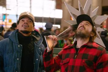 "Chance The Rapper & Casey Affleck Star In New ""SNL"" Promo"