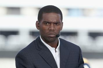Randy Moss Goes Off On Ex, Accuses Her Of Spending $4 Million On Drugs