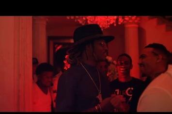 """Future """"Drippin' (How U Luv That)"""" Video"""