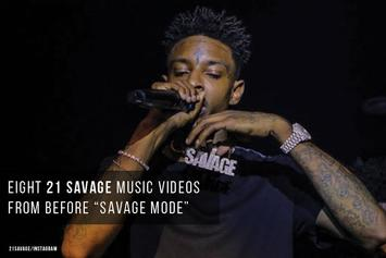 "Eight 21 Savage Music Videos From Before ""Savage Mode"""