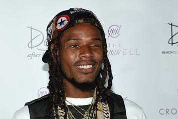 Fetty Wap Accused Of Leaking Sextape By Ex-Lover Alexis Skyy