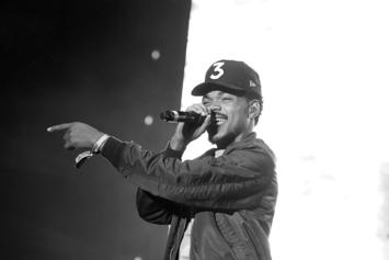 Chance The Rapper Says He's Not Afraid Of Donald Trump