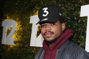 Watch Chance The Rapper Shake His Tailfeather For #OptimisticChallenge